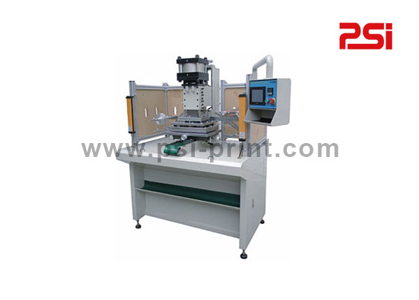 H400S-2T Hot stamping machine with sliding table