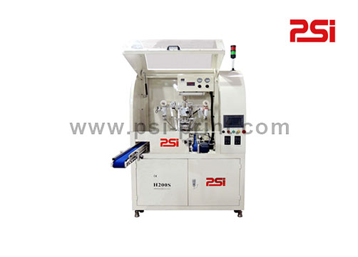 H100S 1 color automatic hot stamping machine