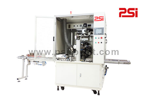 H200M Auto hot stamping machine for cosmetic caps and bottles